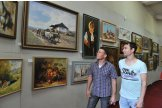 Chisinau-based art gallery hosts exhibition dedica
