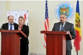 Moldova, USA re-launch bilateral strategic dialogu