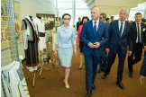 Exhibition of Moldova's national costume inaugurat