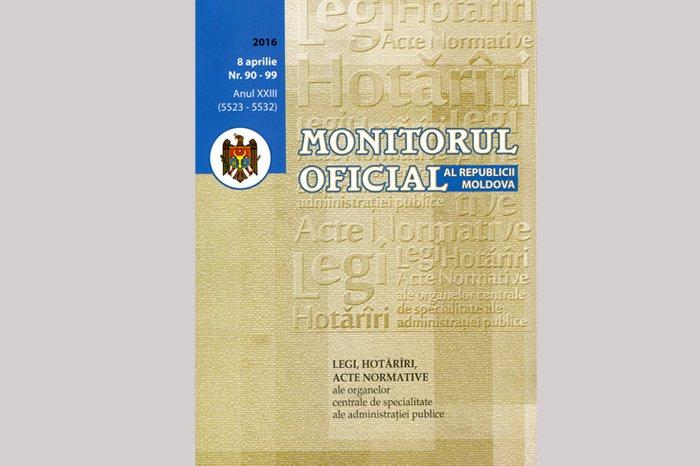 Legea privind modificarea sistemului electoral a fost publicată în Monitorul Oficial