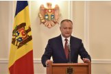 Moldovan president to inspect all country's milita