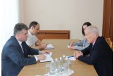 Deputy prime minister meets with head of OSCE Miss