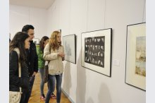 The inauguration of the International Biennial Contemporary Engraving Exhibition, first issue, Iasi'