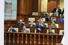 Moldovan parliament failed to hold meeting for lack of quorum'