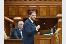 Moldovan parliament elects new Governor of National Bank of Moldova'