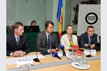 "World Bank Office in Moldova presented the economic forecast for Moldova: ""Options for a sustainable prosperity"".'"
