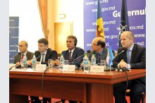 The State Chancellery launched, in premiere for Moldova, cyber security projects.'