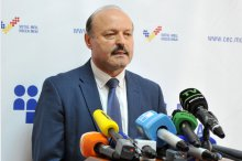 Moldovan electoral body registers another four candidates for president office'