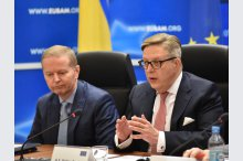 The Consultative Committee held the 27th meeting of European Union Border Assistance Mission to Moldova and Ukraine at the Foreign and European Integration Ministry'
