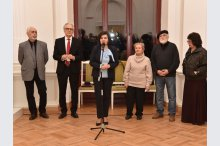A commemorative exhibition dedicated to the 100th birthday anniversary of departed painter Mihail Grecu '
