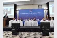 Economic forum – European Union for business in Moldova.'