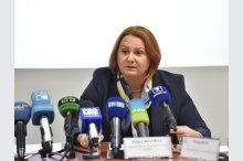 The Labour, Social Protection and Family Ministry held a news conference on pension reform'