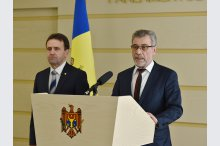 The parliamentary faction of the Liberal Democratic Party (PLDM) held a press conference.'