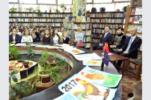 The Ion Creanga National Library for Children organized an event dedicated to the Chinese New Year'