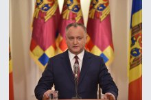 President, Igor Dodon, has held a briefing in which he presented the bill on amending the Constitution'