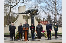 Moldovan officials commemorate soldiers fallen in armed conflict in Transnistria'