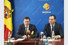 The Economics Ministry (ME) and the Moldovan Investments Attraction and Export Promotion Organization (MIEPO) held a press conference'