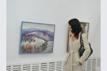 "Opening of the exhibition ""Spring Salon""'"