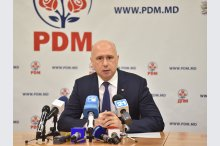 Prime Minister Pavel Filip held a briefing'