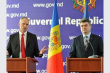The Bureau for Reintegration held a press briefing'