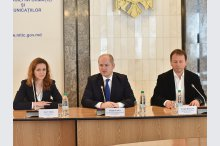 The Information Technology and Communications Ministry and the National Association of IT Companies held a press conference dedicated to Moldova ICT Summit 2017'