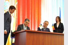 "International forum ""Eurasian Economic Union - Moldova"". Signing the Memorandum of Cooperation'"