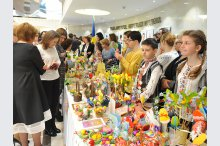 Charity fair for backing children from the socially vulnerable categories'