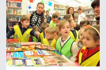 Opening the 21st issue of the International Book Fair for Children and Youth '
