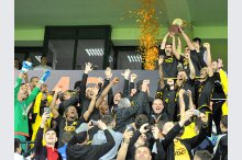 Sheriff Tiraspol became the winner of the Moldova Cup'