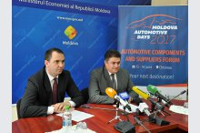 Ministry of Economy and the Moldovan Investment Attraction and Export Promotion Organization organizes Moldova Automotive Days 2017'