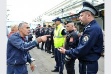 Police urges traders to sell in authorized places'