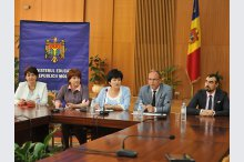 News conference on the organization of summer leisure in Romania, within the ARC programme'