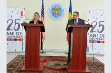 Meeting on re-launch of the Moldova-United States Strategic Dialogue'