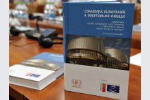 "Presentation of the book ""The European Convention on Human Rights. Comment on the judgments of the European Court of Human Rights versus Moldova""'"