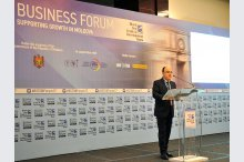 "Business Forum ""Moldova: Together for Strengthening Economic Growth""'"