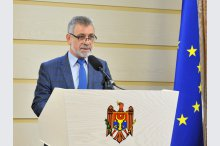 The Liberal Democratic Party of Moldova's (PLDM) parliamentary faction held a briefing '